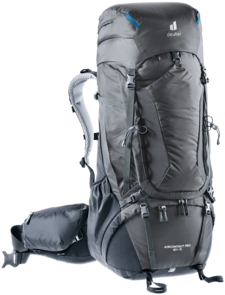 Trekking backpack Aircontact PRO 60 + 15