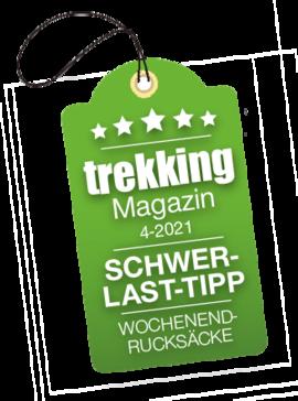 trekking Magazin Schwer-Last-Tipp