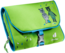 Toiletry bag Wash Bag Kids Green