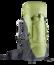 Trekking backpack Aircontact Lite 35+10 SL Green