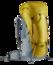 Trekking backpack Aircontact Lite 65+10 yellow