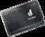 Reiseaccessoire Travel Wallet RFID BLOCK Schwarz