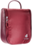 Toiletry bag Wash Center I Red