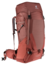 Trekking backpack Futura Air Trek 55+10 SL Red