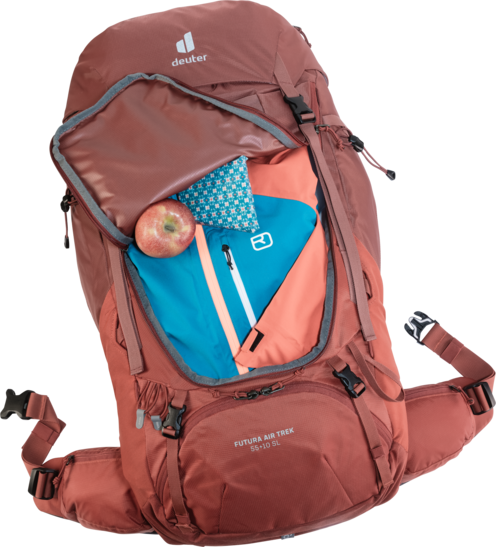 Trekking backpack Futura Air Trek 55+10 SL