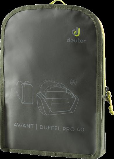 Sporttas AViANT Duffel Pro 40