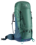 Trekking backpack Aircontact 60 + 10 SL Green