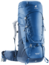 Mochila de trekking Aircontact 50 + 10 SL Azul