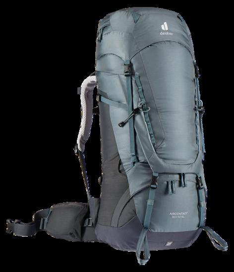 Trekking backpack Aircontact 50 + 10 SL