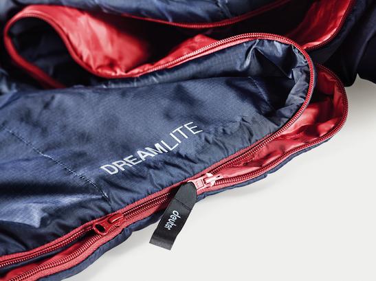 Sacco a pelo in fibra sintetica Dreamlite