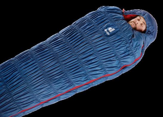 Kunstfaserschlafsack Exosphere -10° L