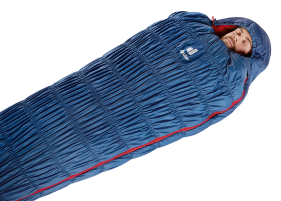 Sac de couchage en fibres synthétiques Exosphere -10°