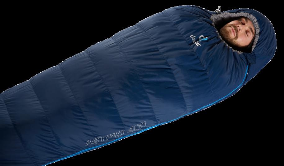 Down sleeping bag Astro 400