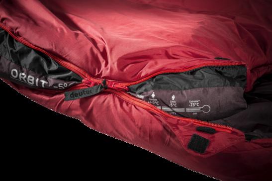 Synthetic fibre sleeping bag Orbit -5° SL