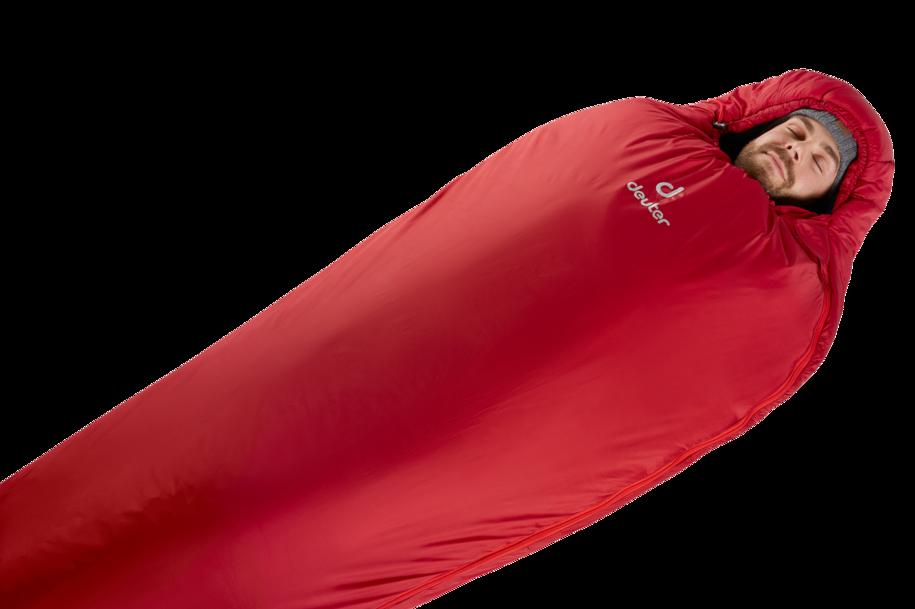 Synthetic fibre sleeping bag Orbit -5°