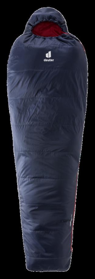 Synthetic fibre sleeping bag Dreamlite L