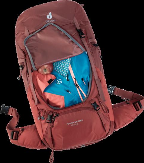 Trekking backpack Futura Air Trek 45+10 SL