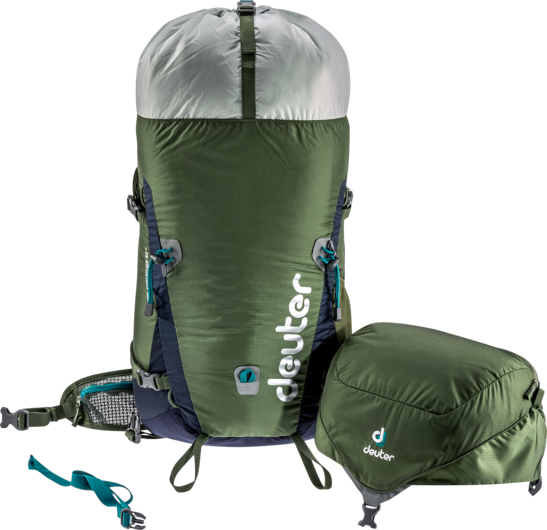 Mountaineering backpack Gravity Expedition 45+
