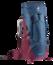 Trekkingrucksack Aircontact Lite 35+10 SL Blau