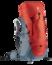 Trekkingrugzak Aircontact Lite 45+10 SL Rood
