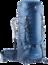 Trekkingrucksack Aircontact 65 + 10  Blau