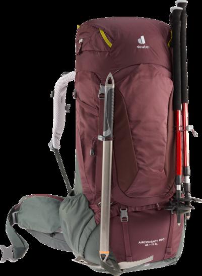Trekking backpack Aircontact PRO 65 + 15 SL