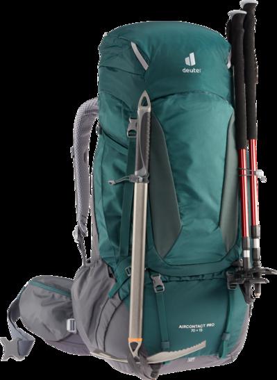 Trekking backpack Aircontact PRO 70 + 15