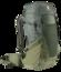 Hiking backpack Futura Pro 40 Green