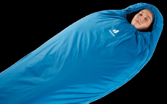 Sacos de dormir de fibra sintética Orbit 0° SL