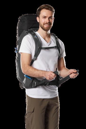Trekking backpack Aircontact Lite 40 + 10