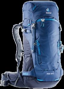 Ski tour backpack Rise 34 +