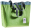 Shoulder bag Infiniti Shopper Green