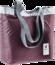 Shoulder bag Infiniti Shopper Purple