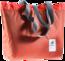 Shoulder bag Infiniti Shopper Red