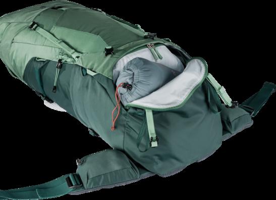 Trekking backpack Aircontact Lite 60+10 SL