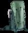 Trekking backpack Aircontact Lite 60+10 SL Green
