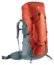 Trekking backpack Aircontact Lite 60+10 SL Red