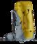 Trekking backpack Aircontact Lite 50+10 yellow