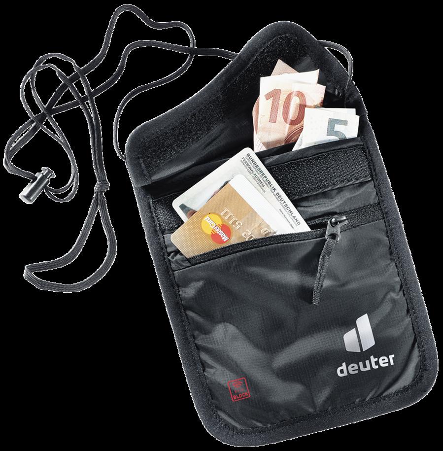Reiseaccessoire Security Wallet ll RFID BLOCK