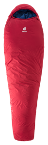 Synthetic fibre sleeping bag Orbit -5° L