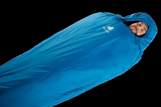 Synthetic fibre sleeping bag Orbit 0°