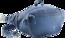 Bauchtasche Belt II Blau