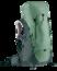 Zaino da trekking Aircontact Lite 45+10 SL Verde