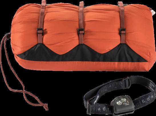 Down sleeping bag Astro Pro 600 SL