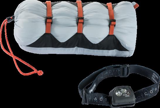 Down sleeping bag Astro Pro 400 L