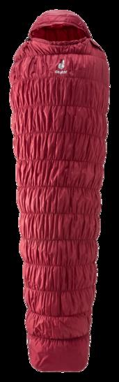 Synthetic fibre sleeping bag Exosphere -6° L