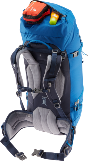 Mountaineering backpack Guide 44+