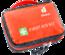 Kit di primo soccorso First Aid Kit arancione