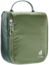 Toiletry bag Wash Center I Green