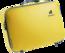 Sacchetto Zip Pack 5 giallo